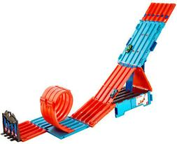 Hot Wheels Track Builder System Race Crate Kid Toy Gift