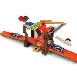 Hot Wheels Track Builder System Trick and Brick Accessory Pa