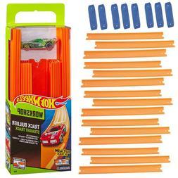 HOT WHEELS TRACK BUILDER W/ Car Kids Xmas Gift Boys Toy 15 F