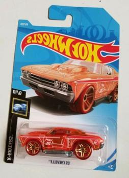 treasure hunt 69 chevelle new in package