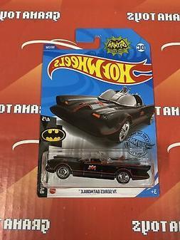 TV Series Batmobile #197 Batman 4/5 2020 Hot Wheels Case L