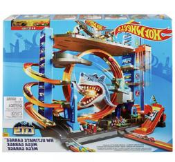Hot Wheels Ultimate Garage Playset Toy For Kids Elevator Lau