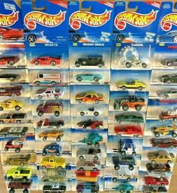 Vintage 1996/1997 Many HTF!! Ferrari F50, Peugeot 205 Rallye