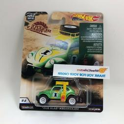 Volkswagen Baja Bug * 2019 Hot Wheels DESERT RALLY Car Cultu