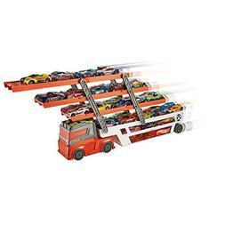 mega hauler Hot Wheels 20 Vehicles