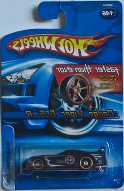 Hot Wheels 2001 Fossil Fuel Series - Firebird Funny Car No 3