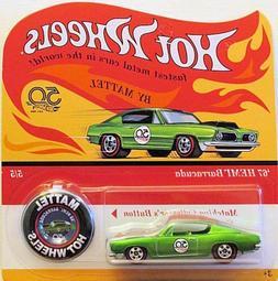 Hot Wheels 2018 50th Anniversary Originals 5/5 - '67 HEMI Ba