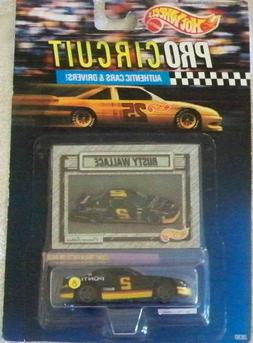 Hot Wheels 1992 1:64 Pro Circuit Pontiac Grand Prix Rusty Wa