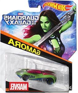 Hot Wheels, Marvel Die-Cast Car, Gamora #13, 1:64 Scale