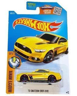 Hot Wheels - 121/250 - 2016 Muscle Mania 1/10 - 2015 Ford Mu