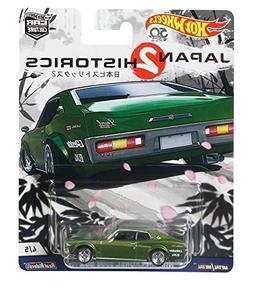 Hot Wheels Car Culture Japan Historics 2 - Nissan Laurel 200
