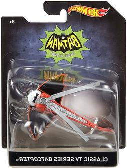 Hot Wheels Classic TV Series 1966 Batcopter Vehicle