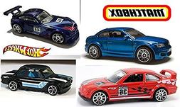 Hot Wheels BMW Collection + M1 Series Matchbox & E36 New Cas