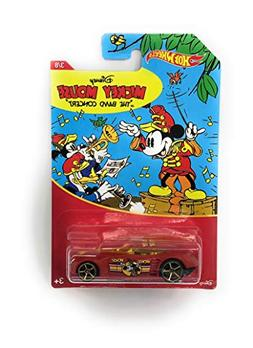 Hot Wheels Disney Mickey Mouse The Band Concert 3/8