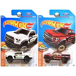Hot Wheels 2016 Hot Trucks Performance 2017 Ford F-150 Rapto
