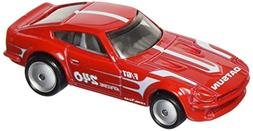 HOT WHEELS HERITAGE SERIES REAL RIDERS RED DATSUN 240Z