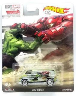 RETR0 HOT Wheels Marvel Studios Avengers, Super Van Concept