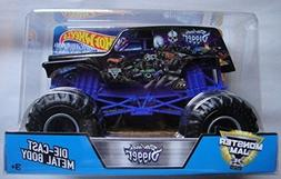 HOT WHEELS MONSTER JAM 1:24 SCALE 25TH YEARS SON UVA DIGGER