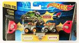 Hot Wheels Monster Jam - Mighty Minis - Monster Mutt And Sho