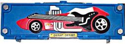 Hot Wheels Plastic 6 Car Carrying Case with Handle