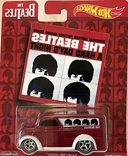 Hot Wheels Pop Culture The Beatles A Hard Day's Night, Dairy