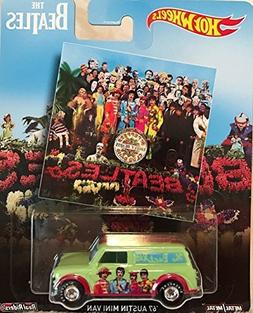 Hot Wheels Pop Culture The Beatles Sgt. Pepper's Lonely Hear