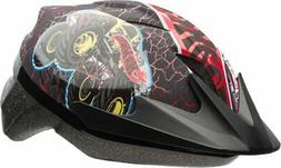 Bell Child's Hot Wheels Rally Racer Bike Helmet