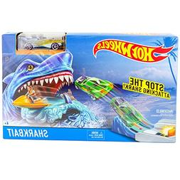 Hot Wheels Shark Bait | 1 Vehicle Included | Stop The Attack