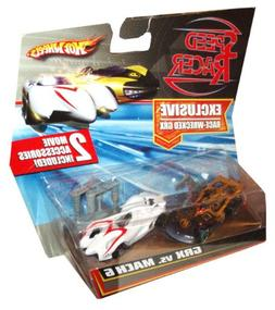 Hot Wheels Speed Racer 2 Pack