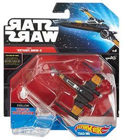 Hot Wheels Star Wars Poe's X-Wing Fighter  Die-Cast Vehicle