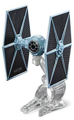 Hot Wheels Star Wars Starship Blue TIE Fighter Vehicle