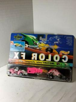 Hot Wheels Color FX Sting Rod & Off-Roadent 1994