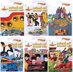 Hot Wheels - The Beatles Yellow Submarine - Limited Edition