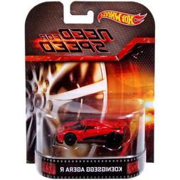 Hot Wheels Hot Wheels Entertainment Vehicle - Koenigsegg Age