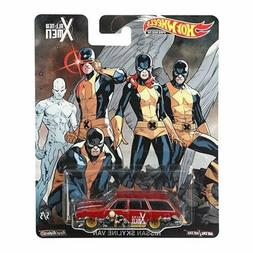 Hot Wheels X-Men NISSAN SKYLINE VAN Car Culture 2019 5 of 5