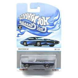 65 Mustang  Hot Wheels Spectrafrost 2013 Cool Classics Die-C