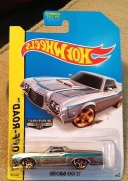 Hot Wheels ZAMAC 2014 hw off road '72 FORD RANCHERO Rare new